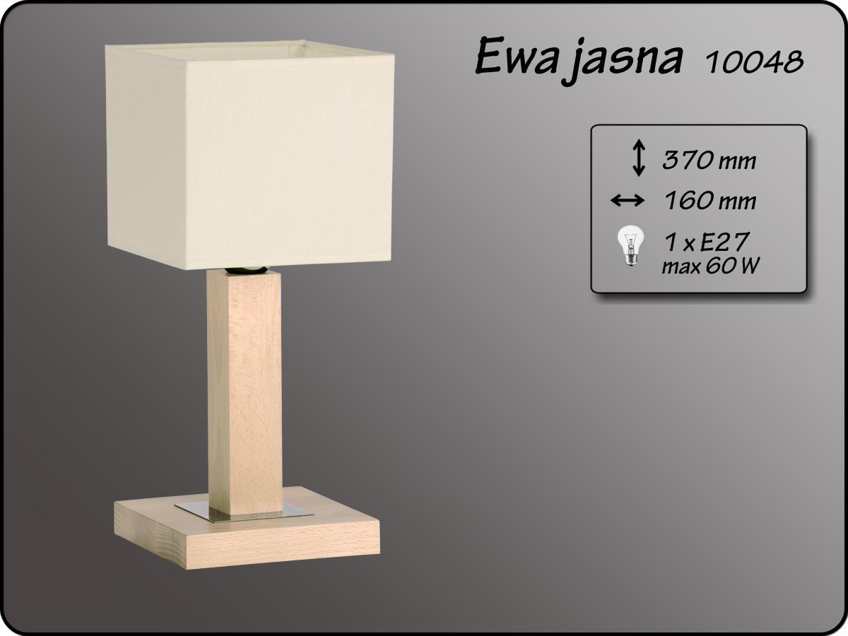 ALFA • EWA JASNA, asztali lámpa, ALFA