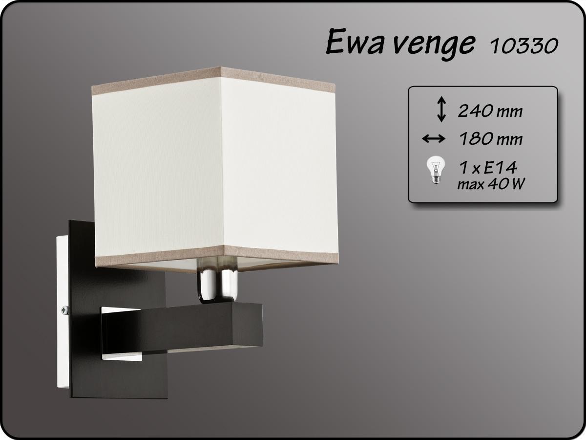 ALFA • EWA VENGE, fali lámpa, ALFA