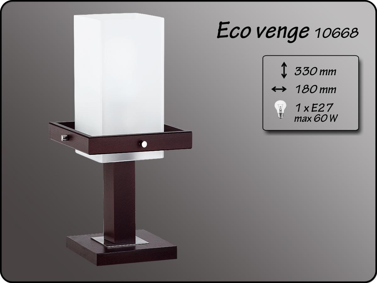 ALFA • ECO VENGE, asztali lámpa, ALFA