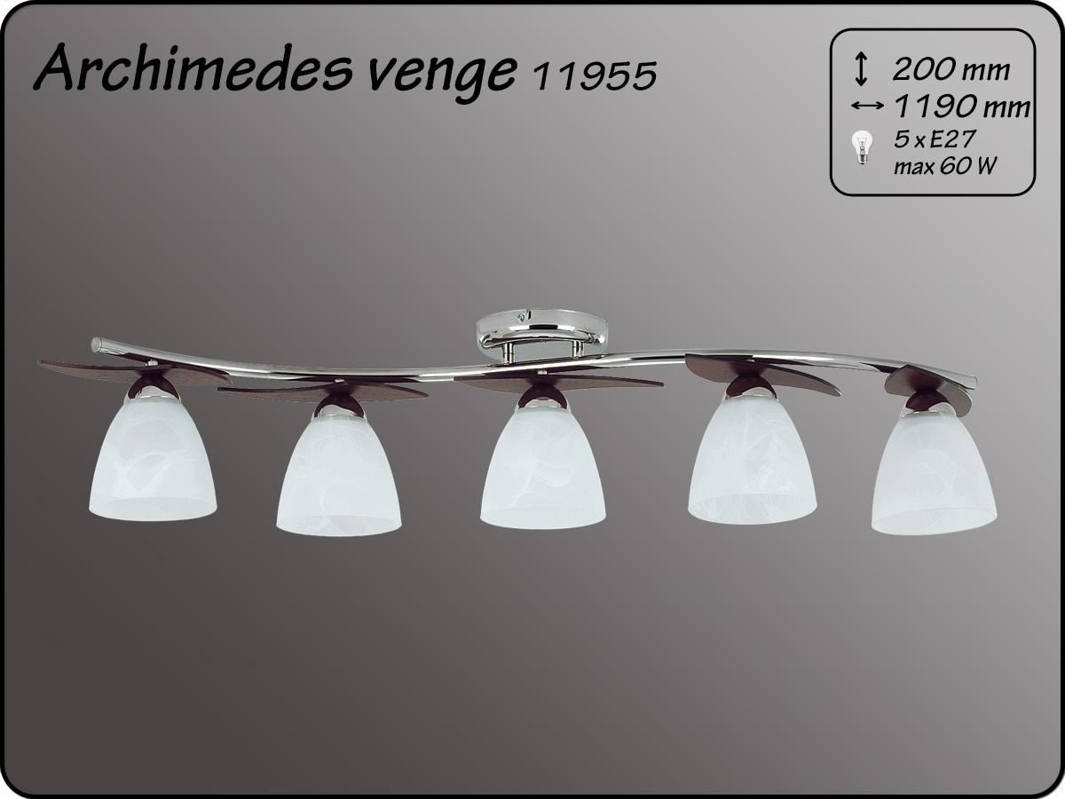 ALFA • ARCHIMEDES VENGE 5 ágú - ALFA