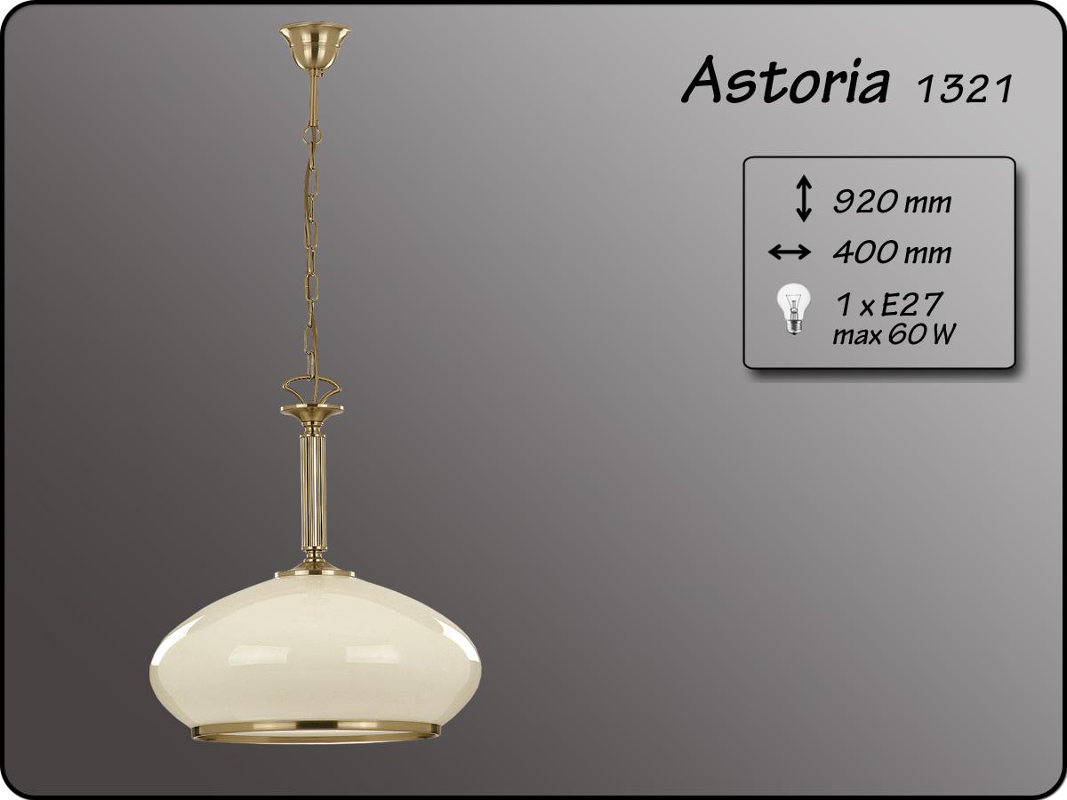 ALFA • ASTORIA, függeszték, ALFA