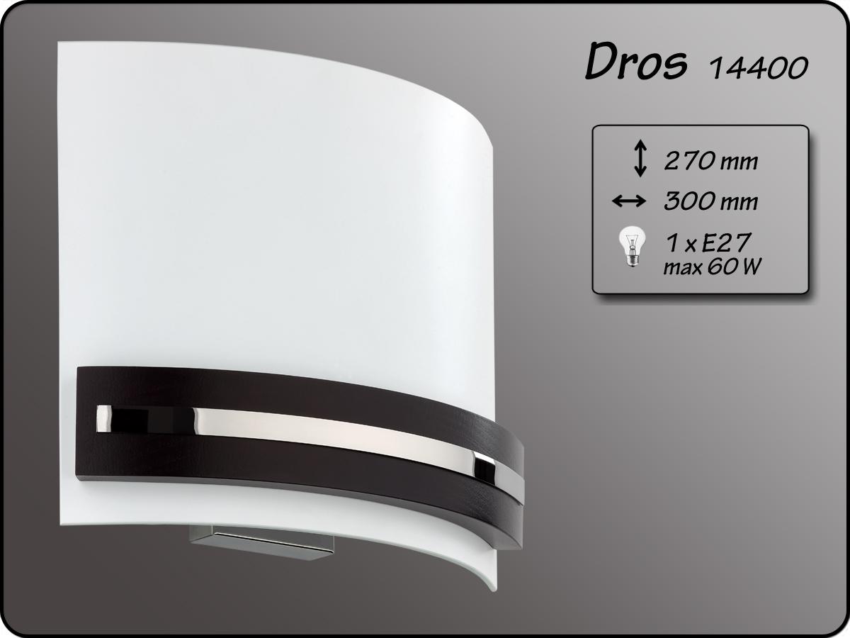 ALFA • DROS, fali lámpa, ALFA