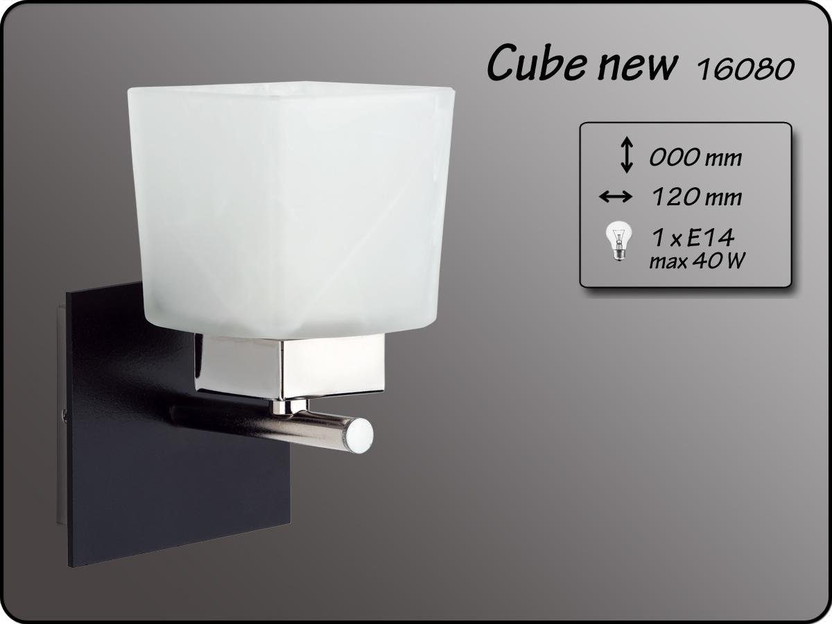 ALFA • CUBE NEW, fali lámpa, ALFA