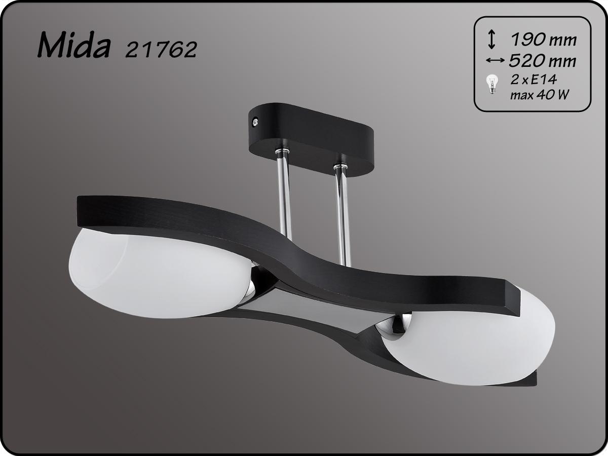 ALFA • MIDA, 2 ágú mennyezeti lámpa, ALFA