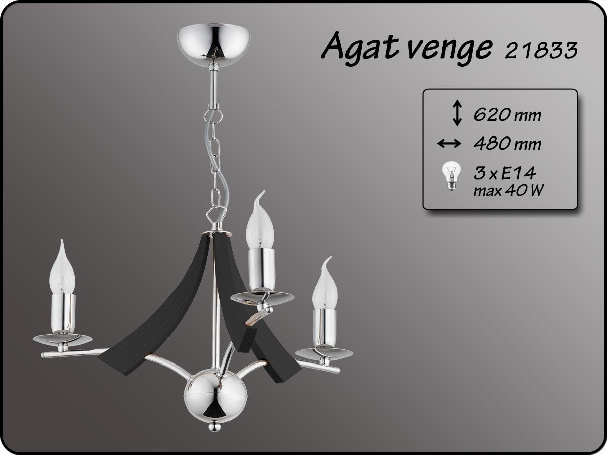 ALFA • AGAT VENGE, 3 ágú csillár, ALFA