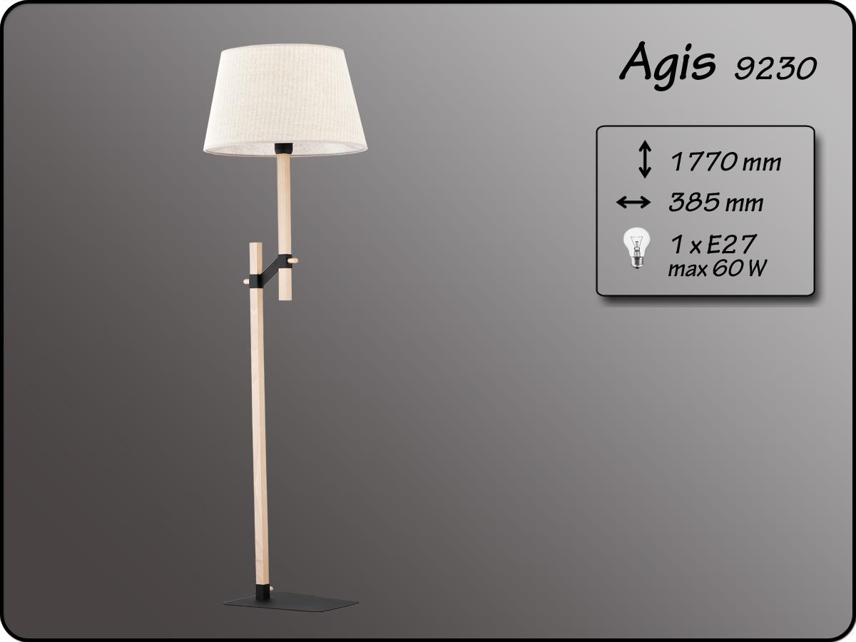 ALFA • AGIS, állólámpa, ALFA