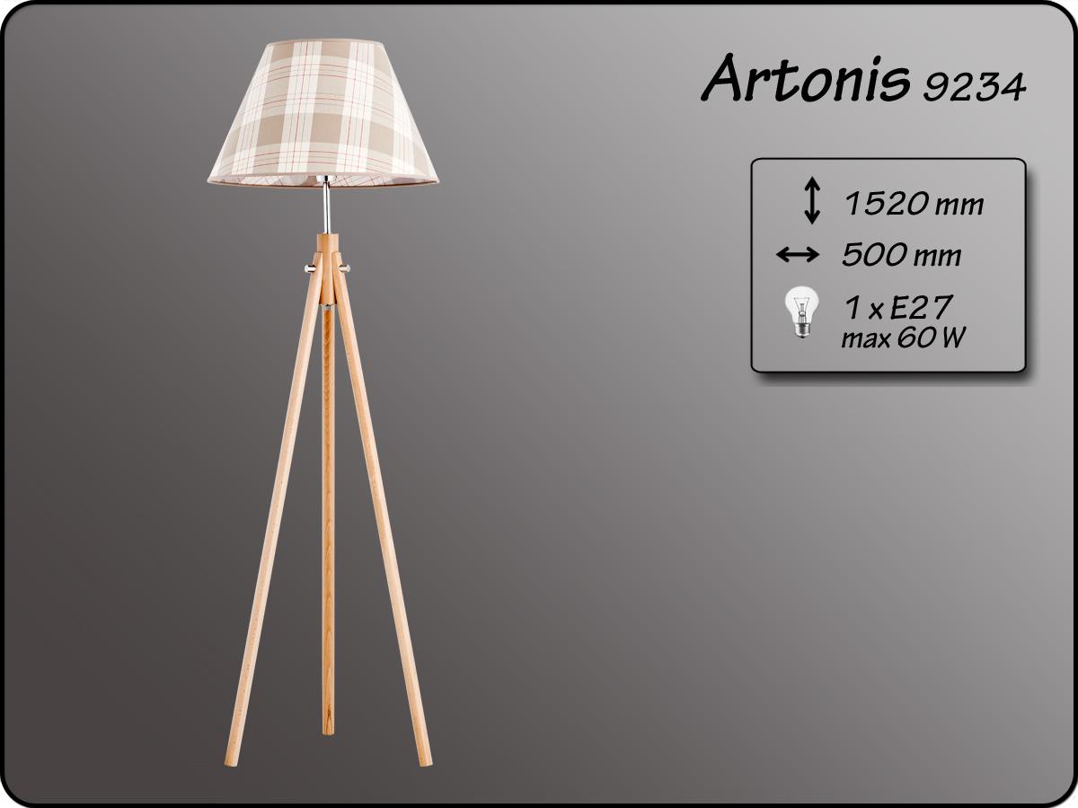 ALFA • ARTONIS, állólámpa, ALFA