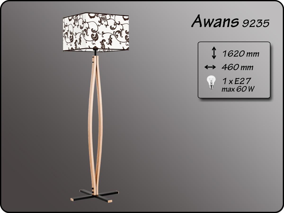 ALFA • AWANS, állólámpa, ALFA