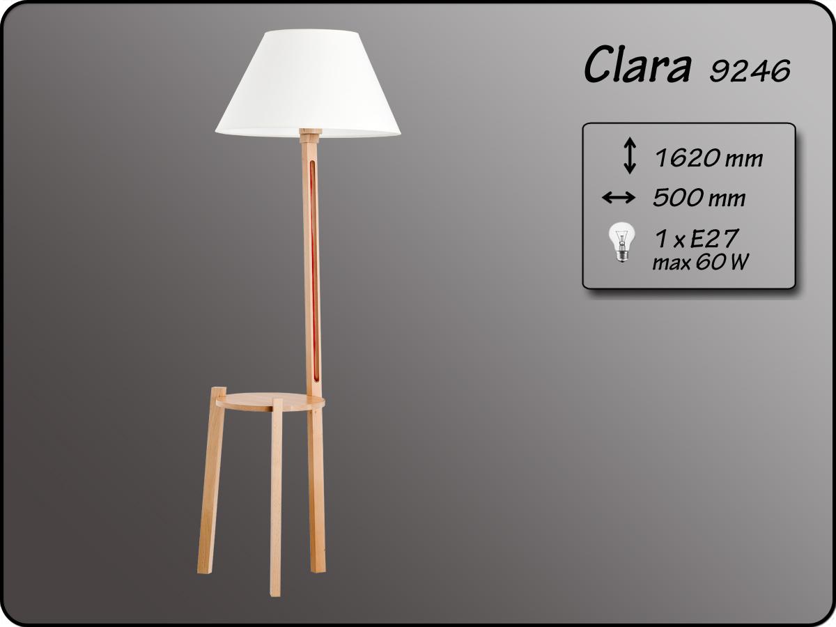 ALFA • CLARA, állólámpa, ALFA