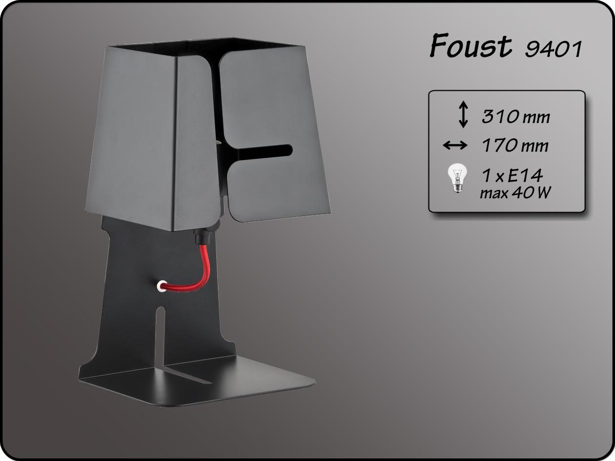 ALFA • FAUST, asztali lámpa, ALFA