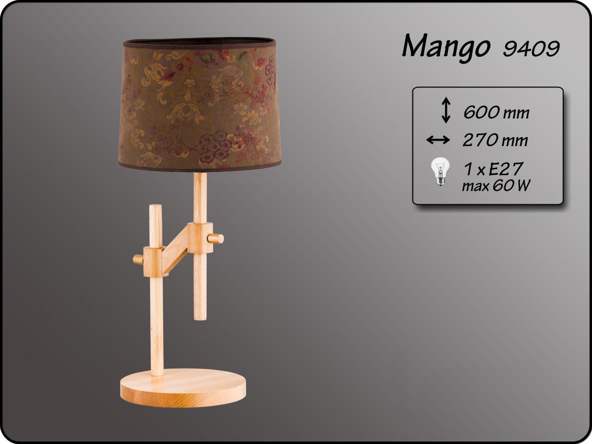 ALFA • MANGO III, asztali lámpa, ALFA