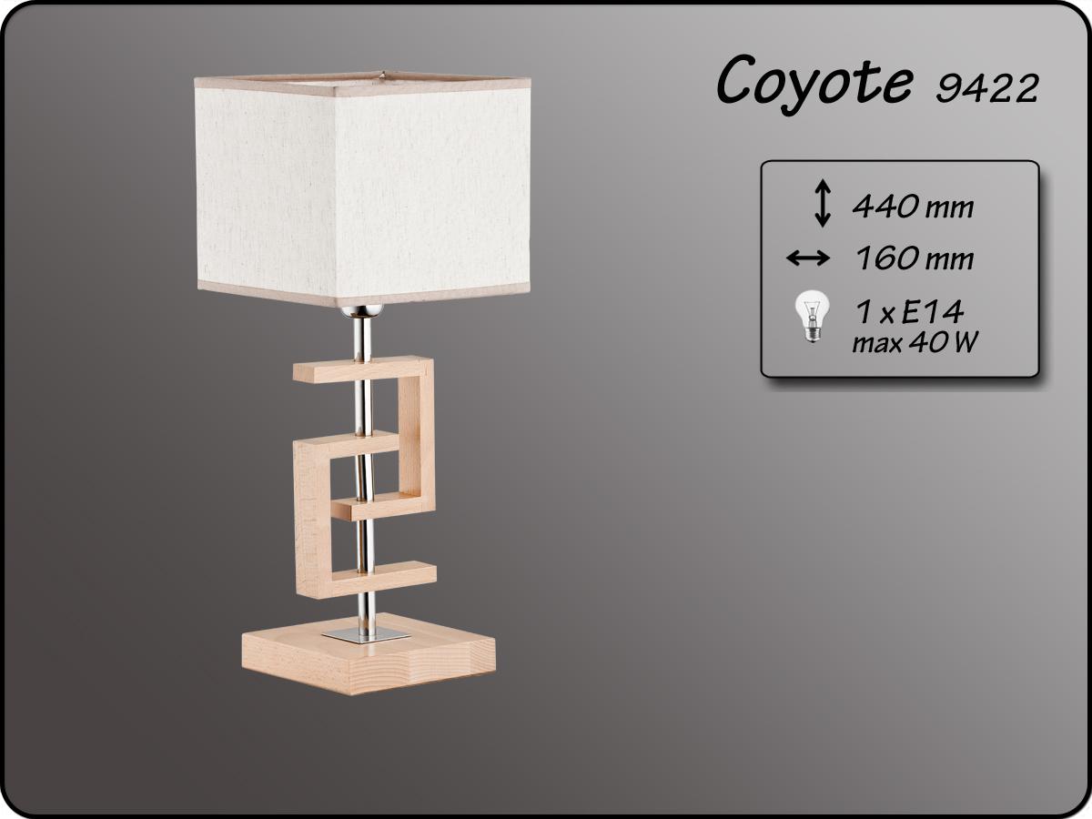 ALFA • COYOTE,asztali lámpa , ALFA