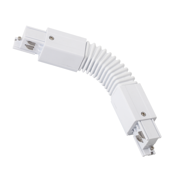Elmark Lakásvilágítás SKYWAY 120 4-LINES L-SHAPE FLEXIBLE ADAPTER WHITE
