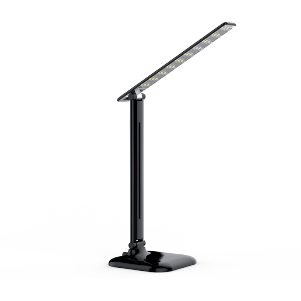 Elmark Lakásvilágítás LED DESK LAMP DIMMABLE 9W 4000K BLACK