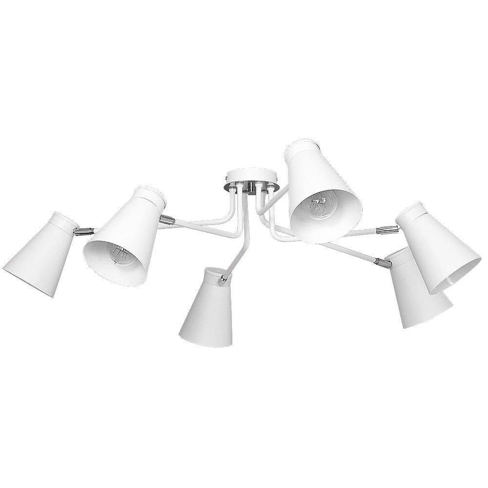 Luminex Bevan   menyezeti lámpa fehér 6