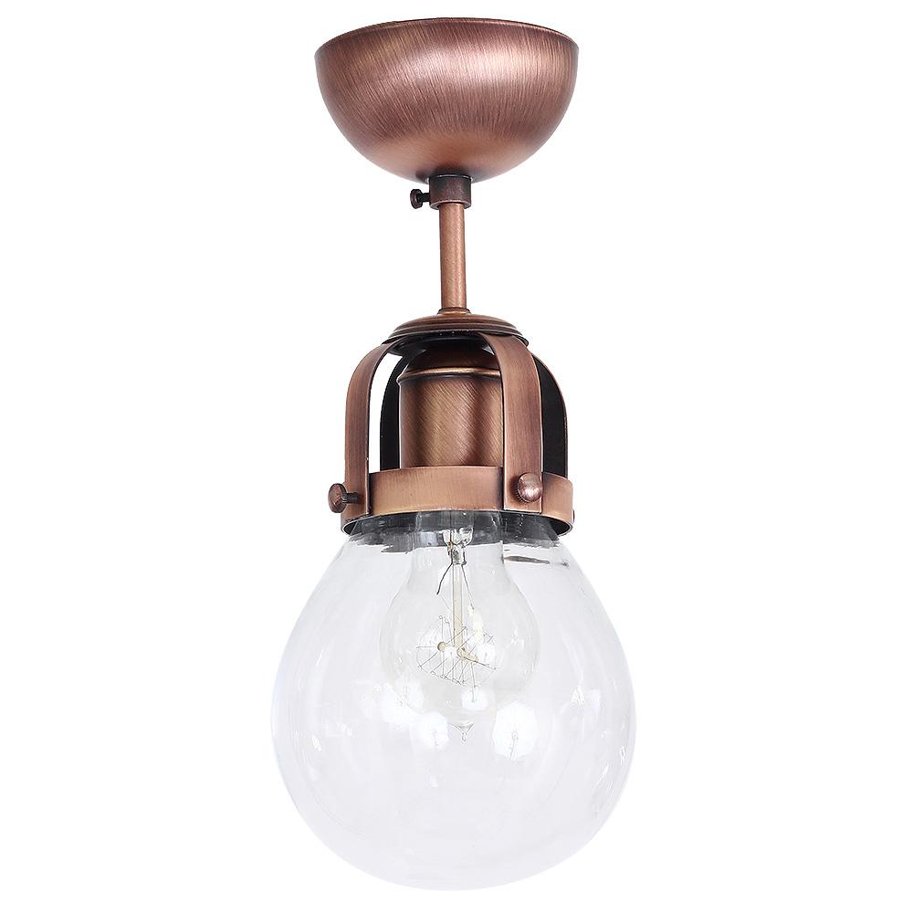 Luminex Fresco   menyezeti lámpa Fresco antic cooper 1