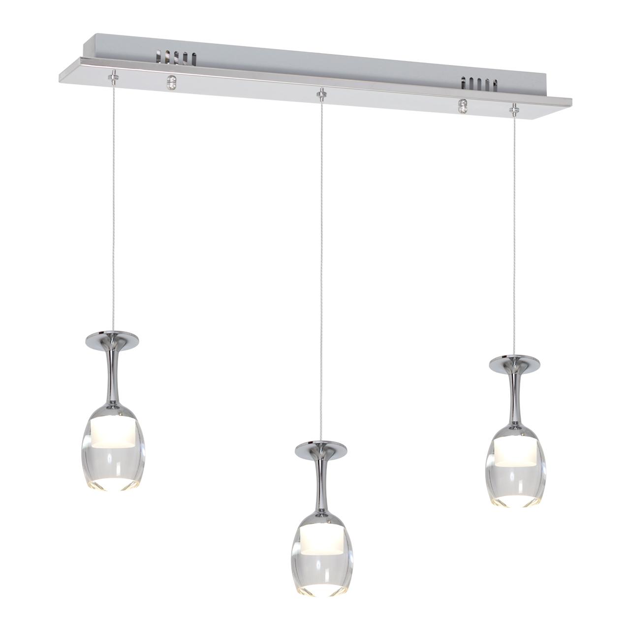 Milagro COPPA  438 LED függeszték
