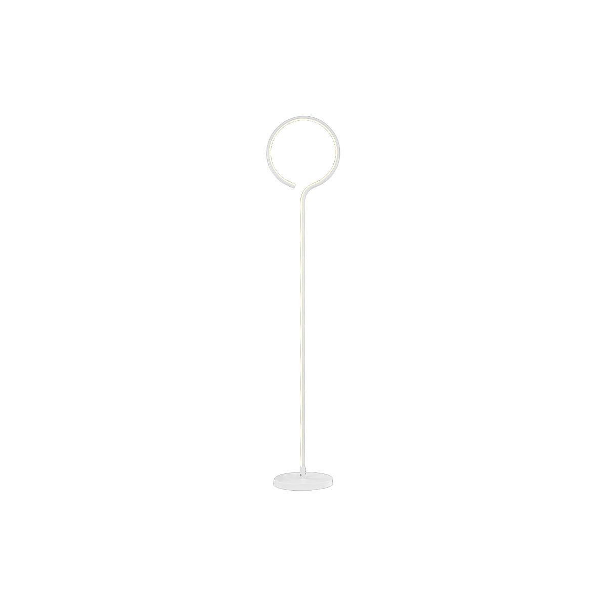 Milagro ORION WHITE  505 LED álló lámpa